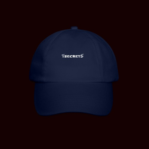 TsecretS white - Baseballkappe