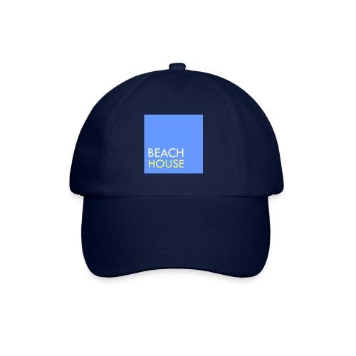Blue Summer Logo - Baseball Cap