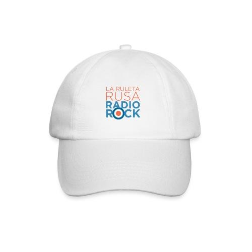La Ruleta Rusa Radio Rock. Portrait Primary. - Gorra béisbol