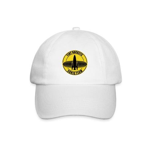 Tiny Rockets Logo - Baseball Cap