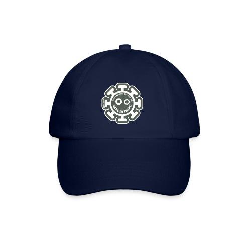 Corona Virus #stayathome gray - Baseball Cap