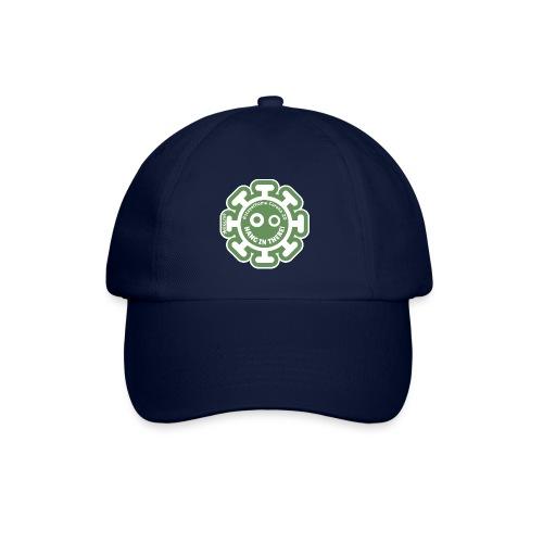 Corona Virus #stayathome green - Gorra béisbol