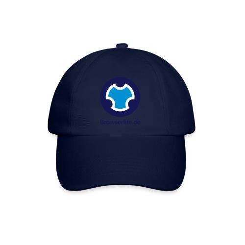 Browserlifede Logo HANDY - Baseballkappe