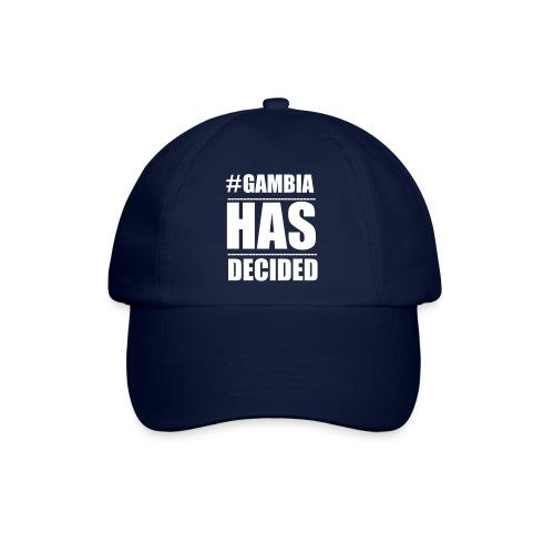 GAMBIA_HAS_DECIDED - Baseball Cap