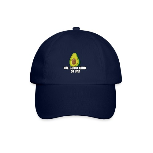 Avocado: The Good Kind of Fat - Baseball Cap