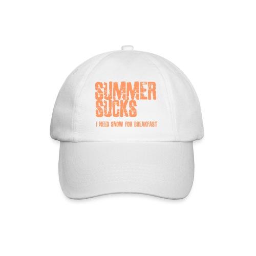SUMMER SUCKS - Baseballcap
