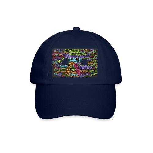 wordcloud Cassettes- WA - Baseball Cap