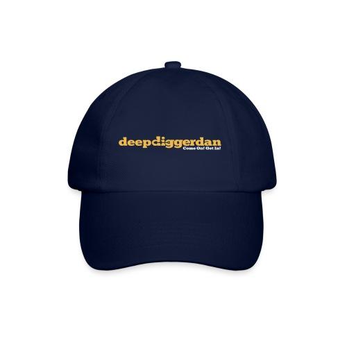 logo yellow no back - Baseball Cap