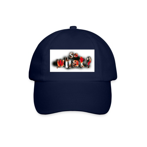 logo3002 - Baseballkappe