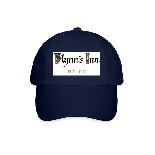 flynns logo colour - Baseballkappe