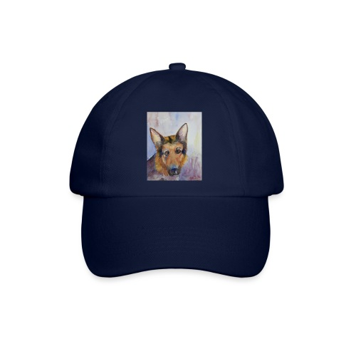 german shepherd wc - Baseballkasket
