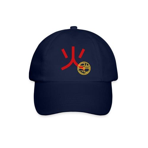 Feuer - Baseballkappe