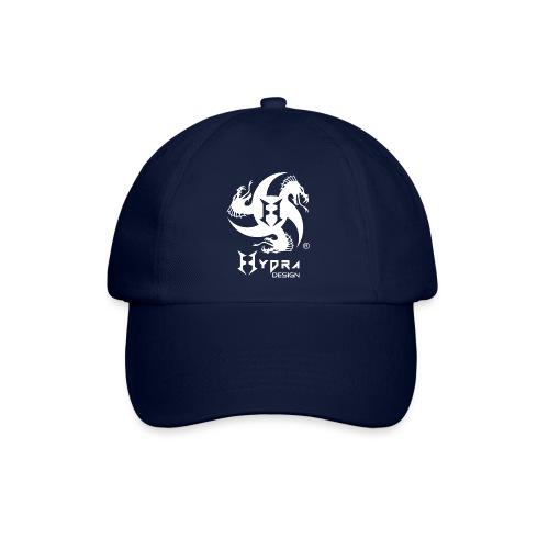 Hydra DESIGN - logo white - Cappello con visiera