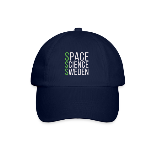 Space Science Sweden - vit - Basebollkeps