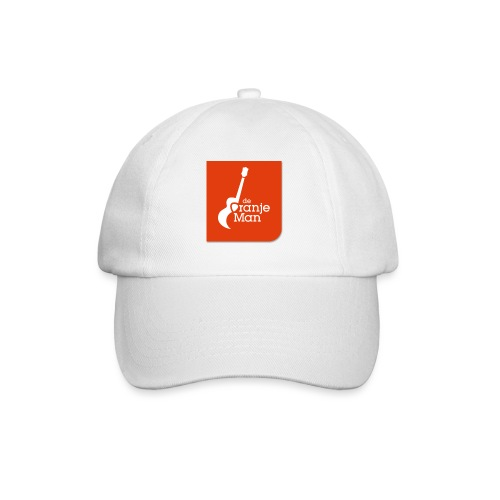 De Oranje Man Wilhelmus Hoekstra Logo Oranje Vlak - Baseballcap