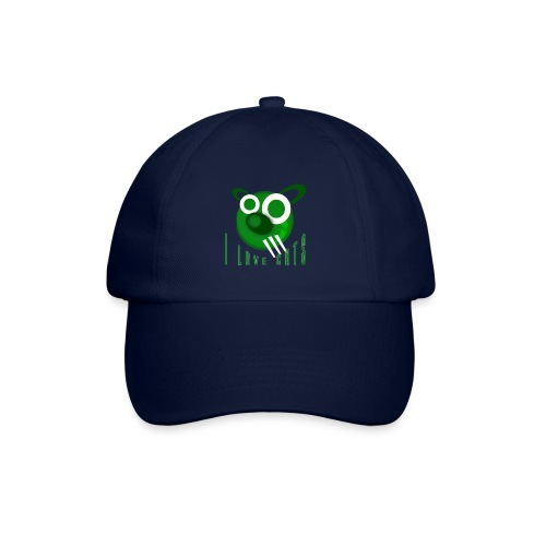 I Love Cats - Baseball Cap