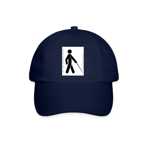 Blind T-Shirt - Baseball Cap