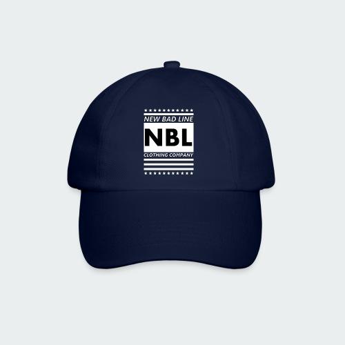 Męska Koszulka Premium New Bad Line - Czapka z daszkiem