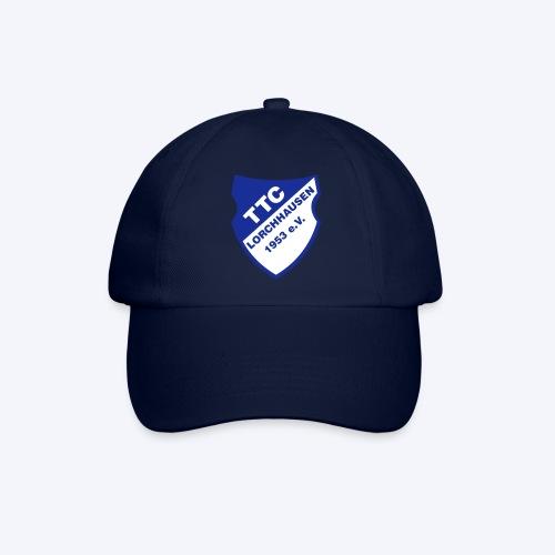 TTC Wappen weiß - Baseballkappe
