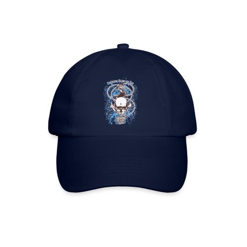 Skull Anker Design Art - Baseballkappe