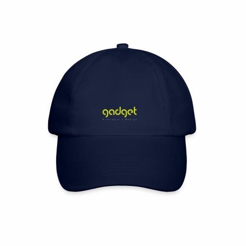 gadget logo 4c subline rz png - Baseballkappe