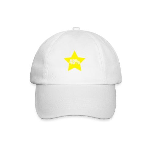 48% in Star - Baseball Cap