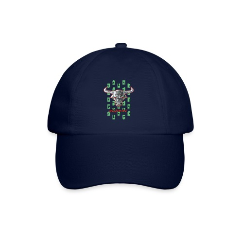 Taurus metal - Cappello con visiera