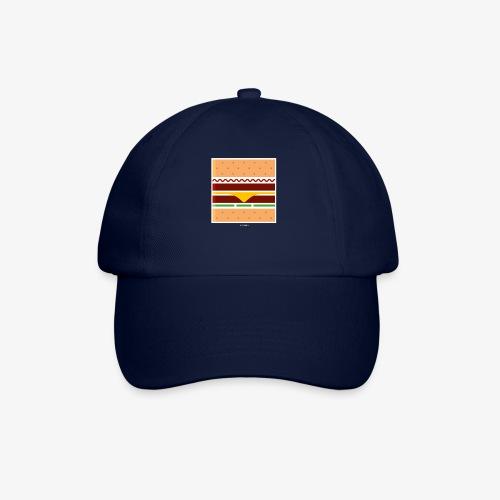 Square Burger - Cappello con visiera