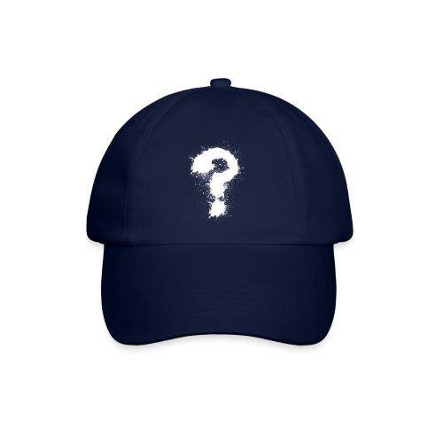 Fragezeichen - Baseballkappe
