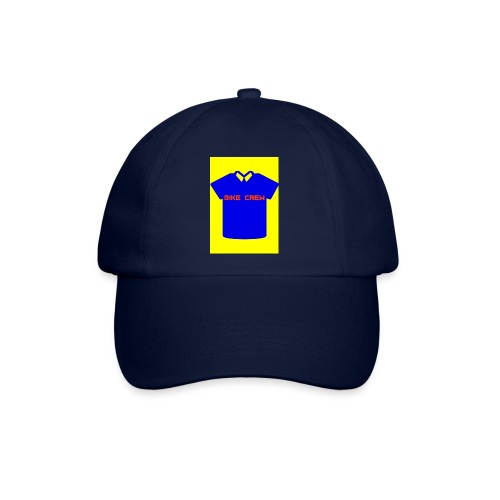 Bike Crew Merch (blau) - Baseballkappe