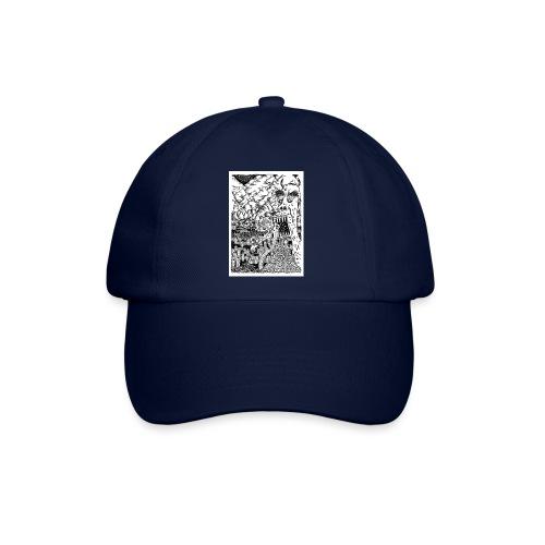 Sea Monsters T-Shirt by Backhouse - Baseball Cap