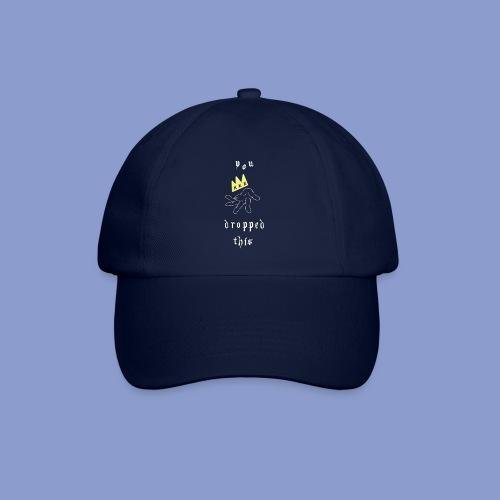 you dropped this - Cappello con visiera