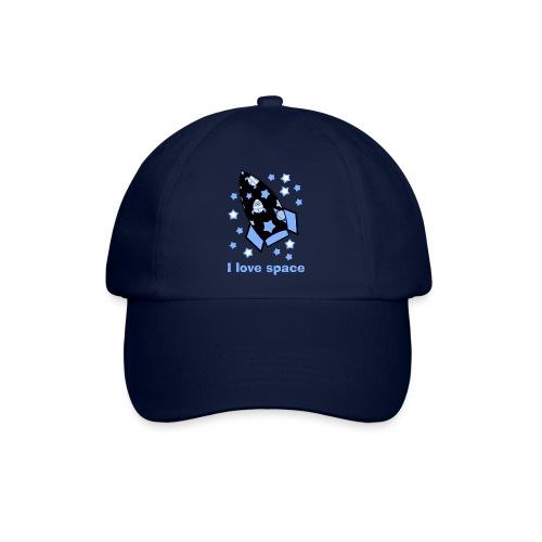 I love space - Cappello con visiera