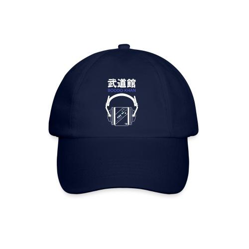 Boodo Khan walkman with headhones & Title - Baseball Cap