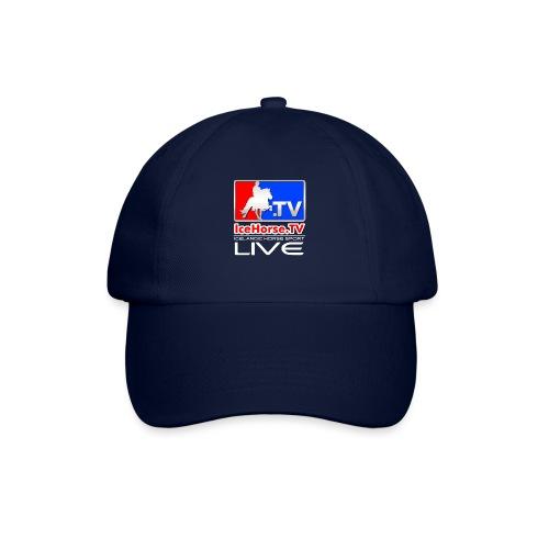 IceHorse logo - Baseball Cap