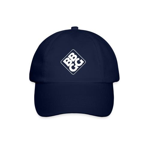 BBGG Logo White - Baseball Cap