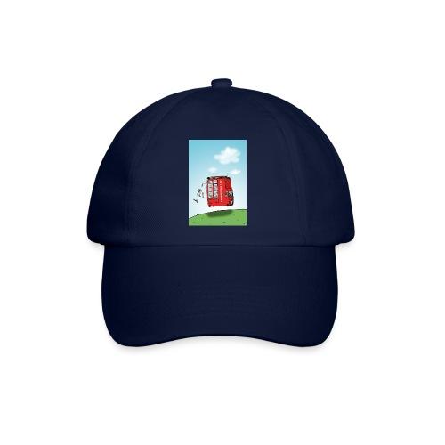 Feuerwehrwagen - Baseballkappe