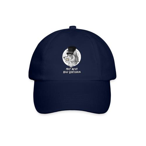 Half Wolf Half Gentleman - Baseball Cap