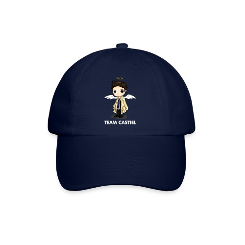 Team Castiel (dark) - Baseball Cap