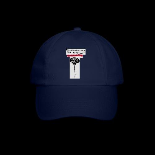 schwarzes lochohne signatur - Baseballkappe