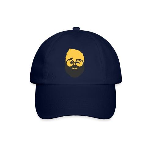 Dougsteins Wink Inverse by Dougsteins - Baseball Cap