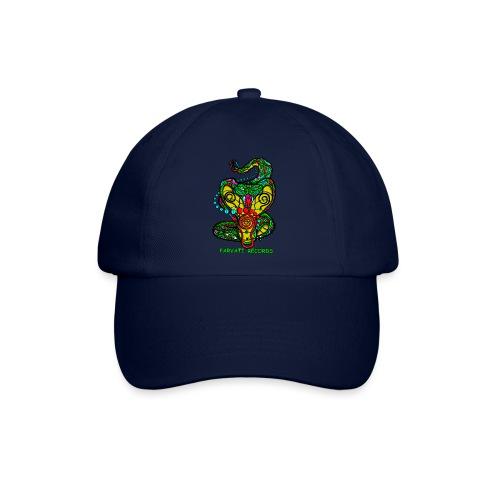 Parvati Records Cobra logo by Juxtaposed HAMster - Baseball Cap