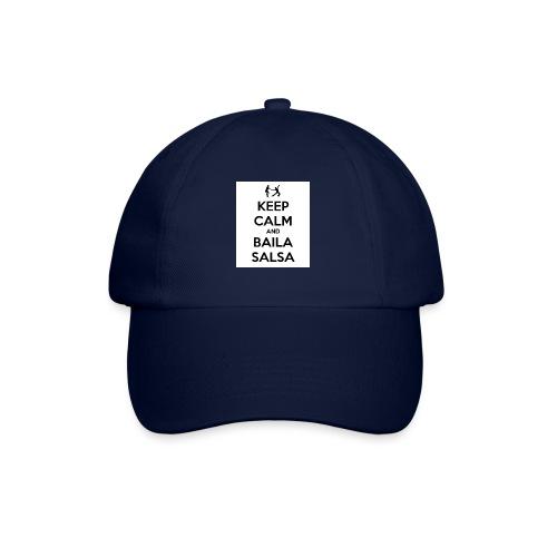 keep-calm-and-baila-salsa-41 - Cappello con visiera