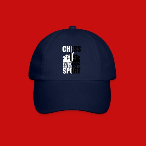 chess_for_red_OK-png - Gorra béisbol