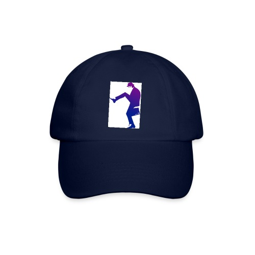 cleese purple walker - Baseball Cap