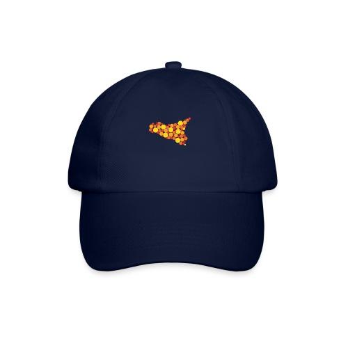 logo sicilia piccolo - Cappello con visiera