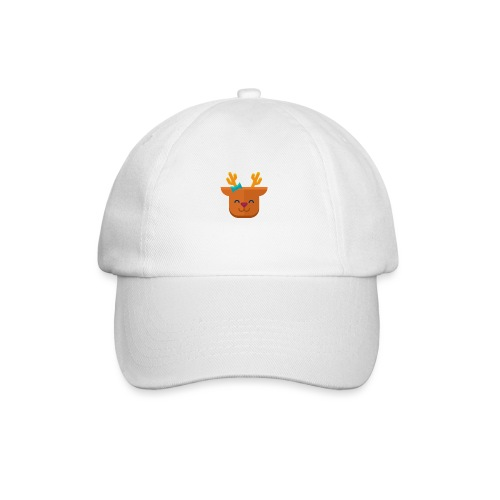 When Deers Smile by EmilyLife® - Baseball Cap