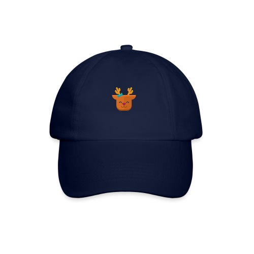 When Deers Smile by EmilyLife® - Baseball Cap
