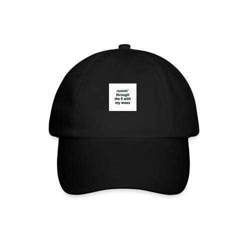 cap woes - Baseballcap