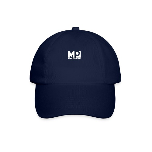 ManigProductions White Transparent png - Baseball Cap